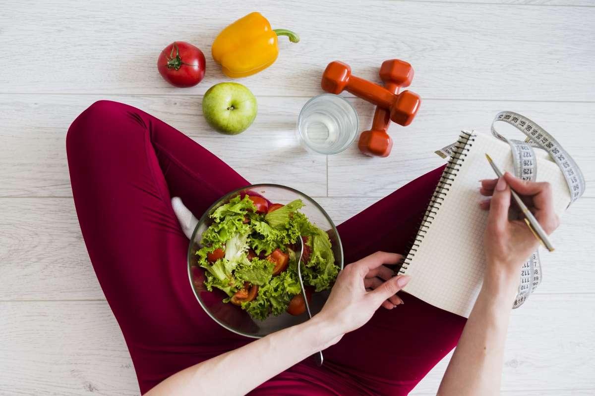 dieta liczenie kalorii