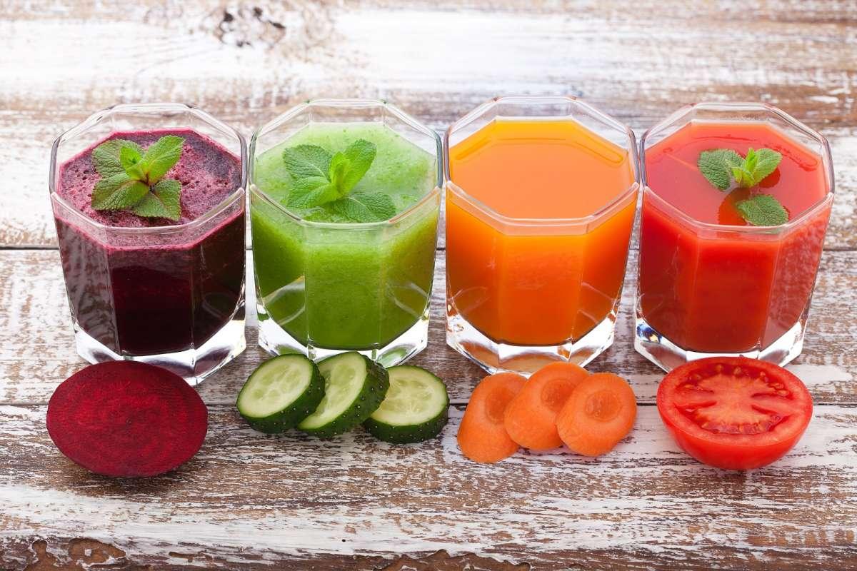 koktalje warzywne - dieta kotaljowa na odchudzanie