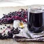 Sok z czarnego bzu – Jakie są jego właściwości i czy warto go stosować?