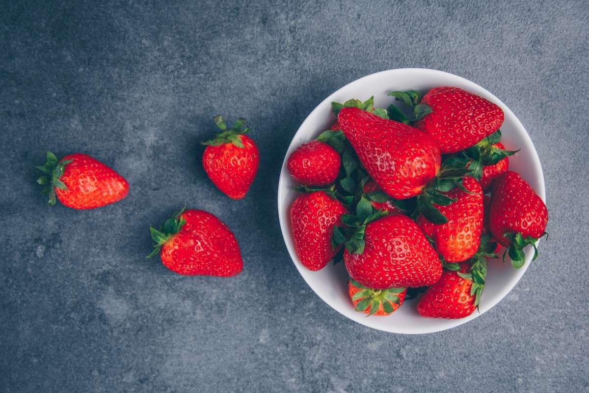 truskawki - dieta truskawkowa